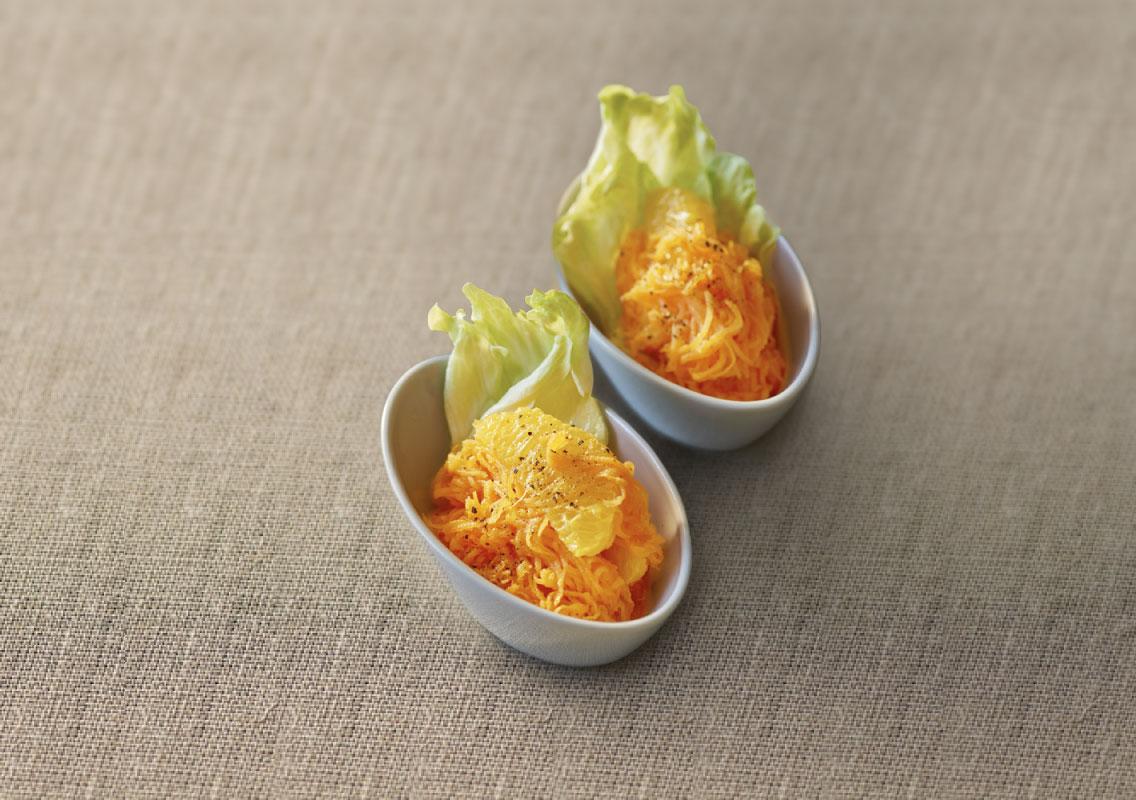 Geraspte wortels recept