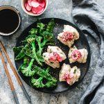 Panini giapponesi ai cipollotti