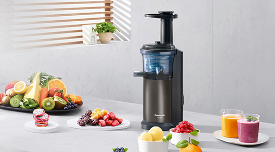 Slow Juicer Romania : MJ-L600 - Experience Fresh