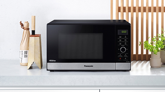 Microwave Experience Fresh