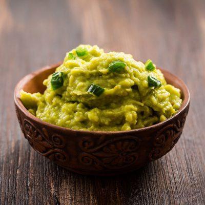 Mexikói guacamole