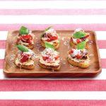 Bruschetta Al Tonno Recipe