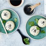 Steamed Chinese Buns (Baozi) with Pork Mince and Prawn Filling Recipe