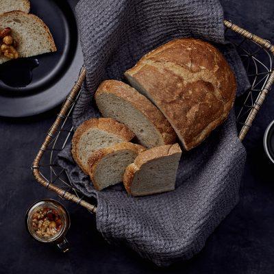 Oat bran brood recept