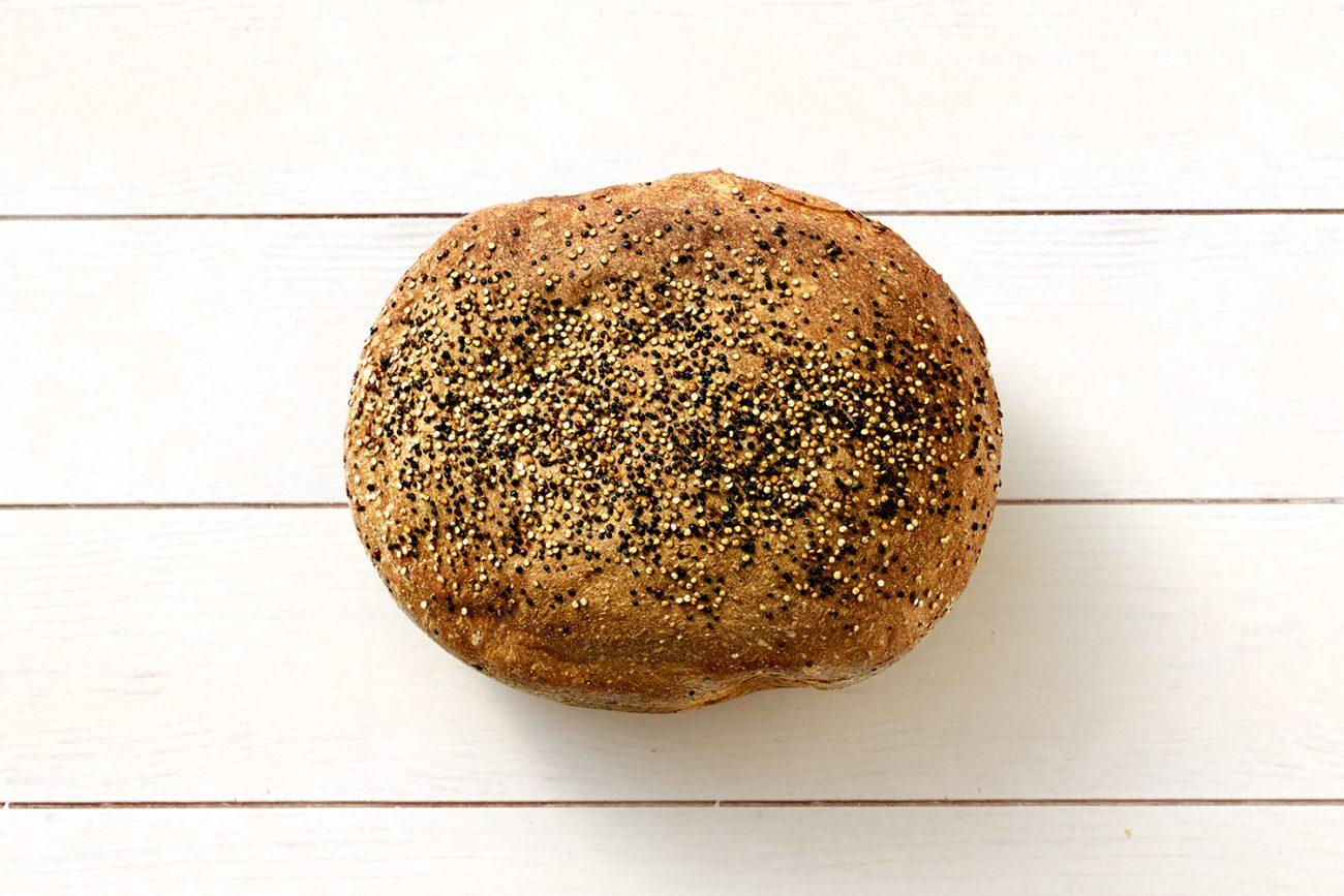 Pane alla quinoa
