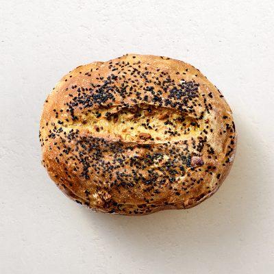 Turmeric-Cashew Bread Recipe