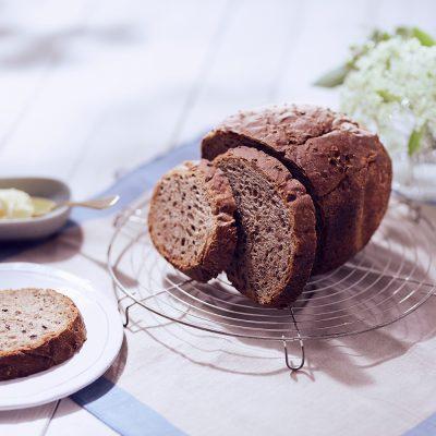Double Cacao Bread Recipe