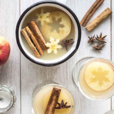 Verwarmende appelcider recept
