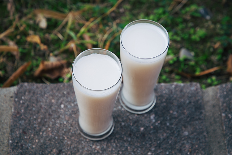 Home-made Coconut Milk