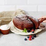 Glutenvrije chocoladecake recept