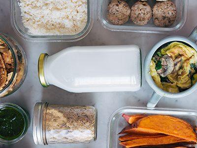 Cómo preparar comidas