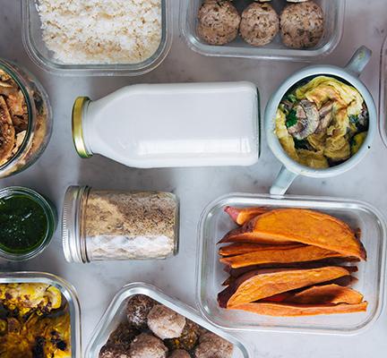 Meal prep : Comment préparer des repas sains à l'avance ?