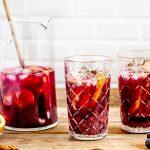 Alcoholvrije sangria recept