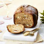 Pan al estilo panettone