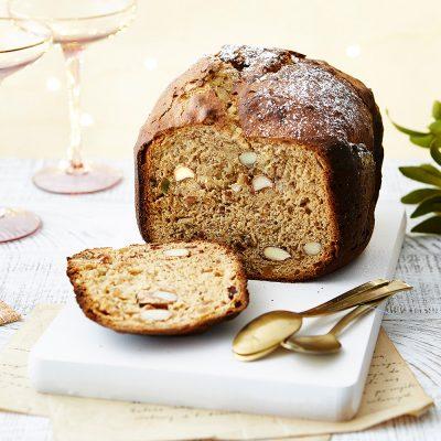Panettone-Style Bread Recipe