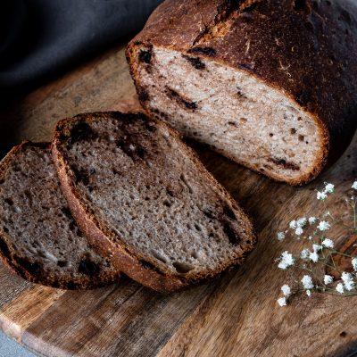 Spelt and Chocolate Bread Recipe