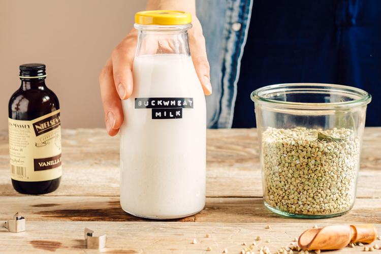 Latte di grano saraceno