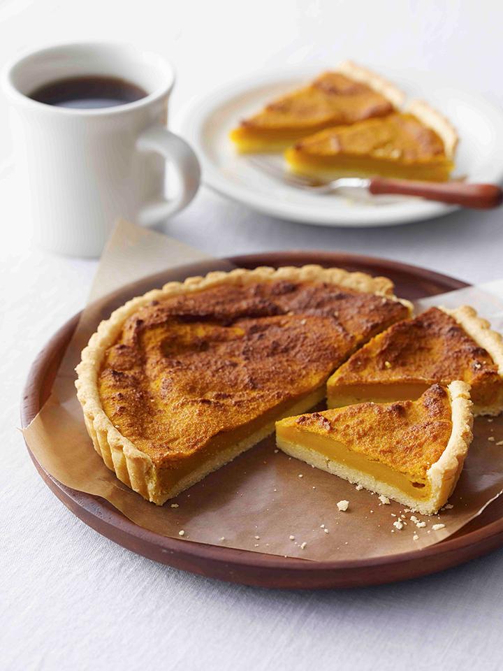 American Pumpkin Pie