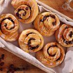 Roulés à la cannelle (cinnamon roll)
