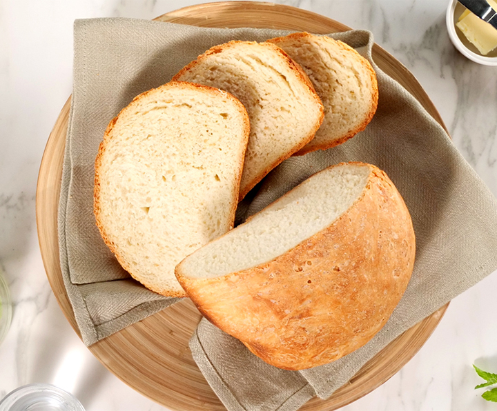 Hard Crust White Bread