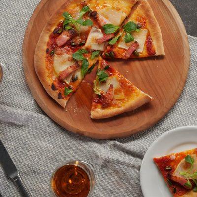 Homemade Spelt Pizza Recipe
