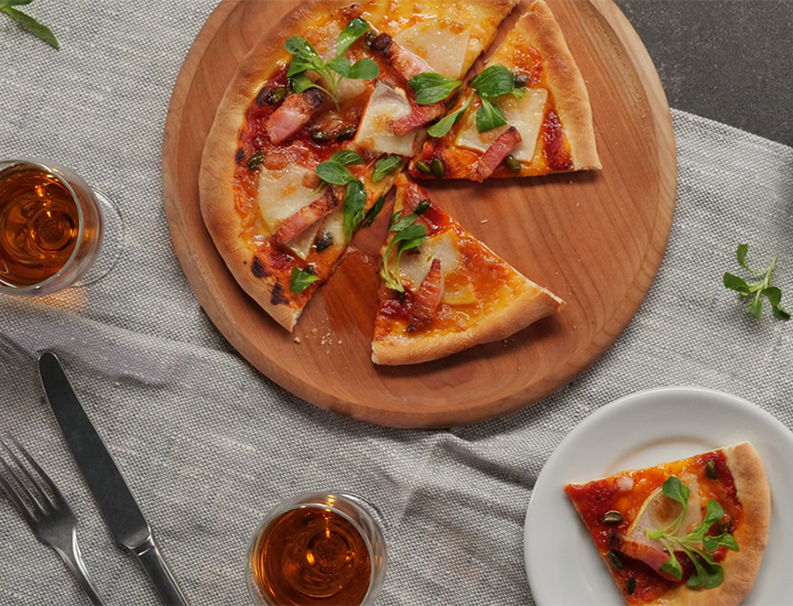 Homemade Spelt Pizza