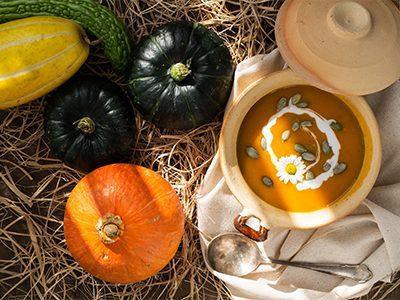 Come celebrare l'autunno con delle deliziose ricette alla zucca