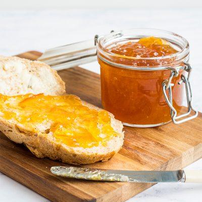 Huisgemaakte sinaasappeljam recept