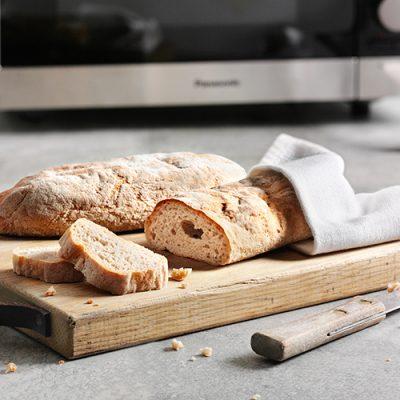 Glutenvrij stokbrood recept