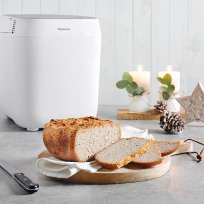 Gluten-Free Christmas Nut Bread Recipe