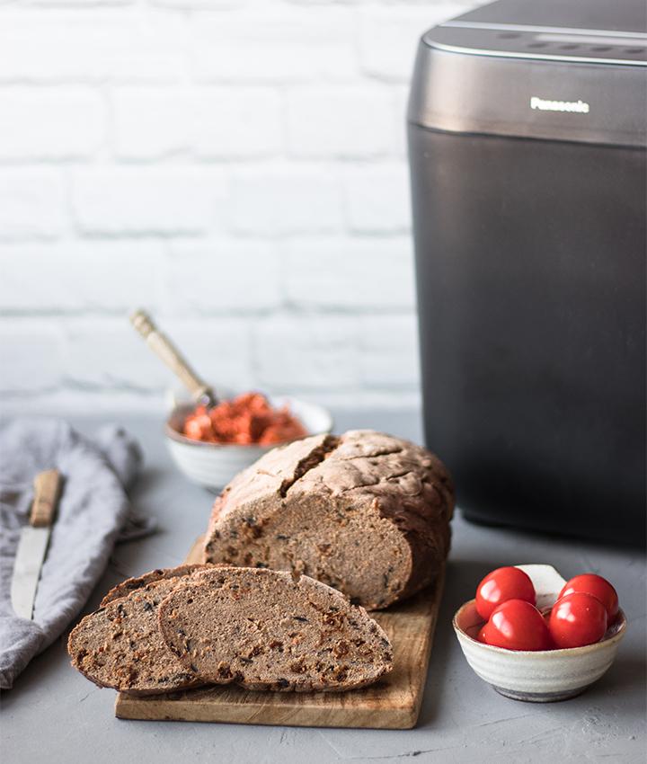 Gluten-Free Mediterranean Bread