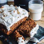 Recette de gâteau carotte-cajou-coco