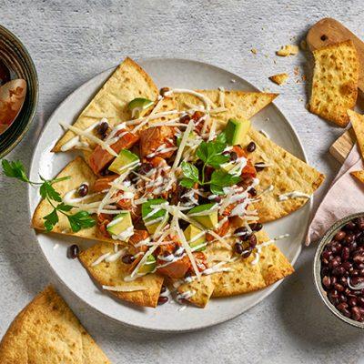 Recette de nachos au jaquier