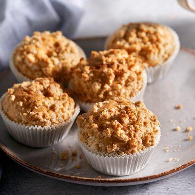 Muffin con streusel