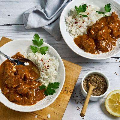 Madras Curry Recipe