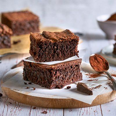 Recette de brownies vegan