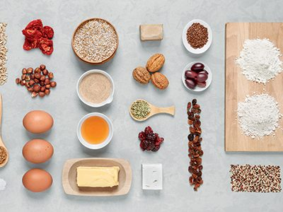 Volume & Weight Conversion for Recipe Ingredients