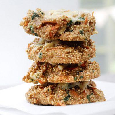 Beignets de quinoa