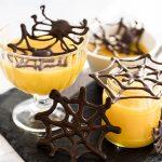 Gelei met chocoladewebben en sinaasappel recept