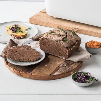 Eenvoudig basisrecept voor glutenvrij brood recept