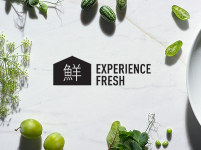 Experience Fresh – Inspired by healthy Japanese cooking