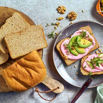 Simple Multigrain Sourdough Bread Recipe