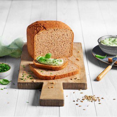 Whole Grain Spelt and Rye Bread Recipe