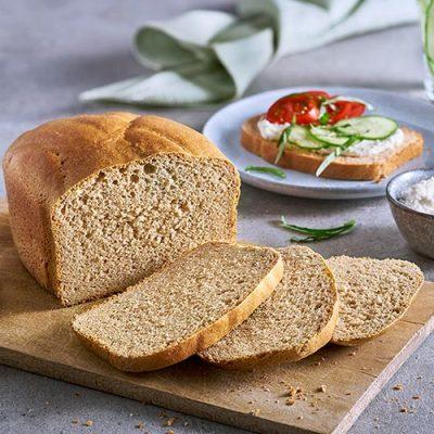 Whole Wheat Bread Recipe with Milk