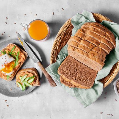 Whole Wheat Bread Recipe with Sunflower Seeds