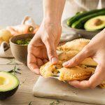 Empanadas vegetariane